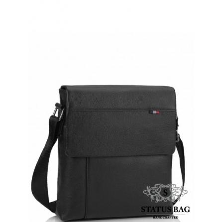 Сумка-мессенджер мужская кожаная флотар Tiding Bag A25F-98075A