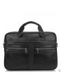 Кожаная сумка для ноутбука мужская Tiding Bag A25-1120A фото №2