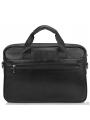 Мужская кожаная сумка для ноутбука Tiding Bag A25-1128-1A фото №2