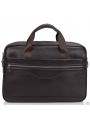 Сумка для ноутбука коричневая Tiding Bag A25-1128C фото №2