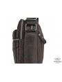 Сумка через плечо мужская коричневый Tiding Bag A25F-6625B фото №5