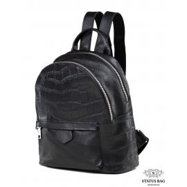 Женский кожаный рюкзак TIDING BAG B15-8003A