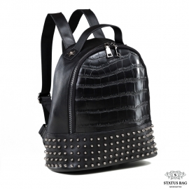 Женский кожаный рюкзак Tiding Bag B15-8005A