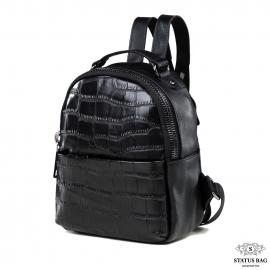 Женский кожаный рюкзак Tiding Bag B15-8006A