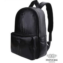 Рюкзак кожаный B3-2046A