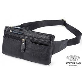 Кожаная сумка на пояс Bexhill Bx8943A