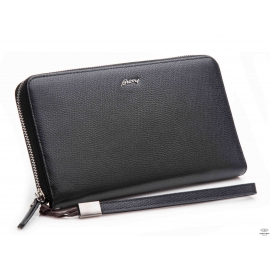 Кожаный клатч BR05-3050