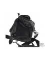 Мужская кожаная сумка через плечо черная маленькая Tiding Bag Bx124A фото №4
