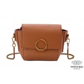 Женская кожаная сумка-кроссбоди Grays GR-8821C