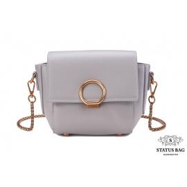 Женская кожаная сумка-кроссбоди Grays GR-8821SB