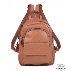 Кожаный рюкзак Grays GR-8832P