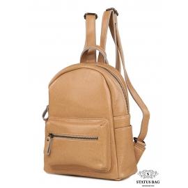Кожаный рюкзак Grays GR-8835BG
