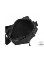 Мужская кожаная сумка-барсетка на плечо черная Tiding Bag M35-8852A фото №4