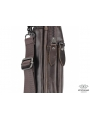 Сумка через плечо мужская коричневая Tiding Bag M35-9012B фото №5