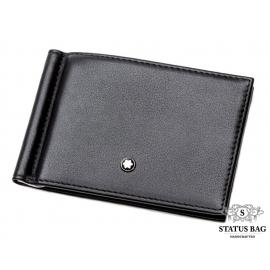 Кожаное портмоне-зажим Montblanc MO-7006