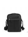 Сумка через плечо мужская черная Tiding Bag SM8-9039-4A фото №3