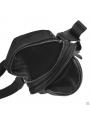 Сумка через плечо мужская черная Tiding Bag SM8-9039-4A фото №4