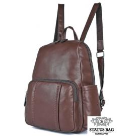 Рюкзак кожаный TIDING BAG 2009B