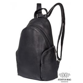 Кожаный рюкзак Tiding Bag 3301A