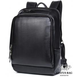 Кожаный рюкзак Tiding Bag B3-058A