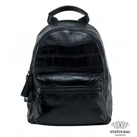 Женский кожаный рюкзак Tiding Bag NB53-036A-BP