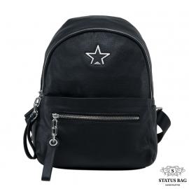 Женский кожаный рюкзак Tiding Bag NB53-6178A-BP