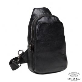 Кожаный рюкзак Tiding Bag 5006A