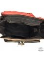 Мужская сумка-мессенджер через плечо из матовой винтажной кожи Tiding Bag 7055DB фото №8