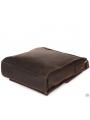 Мужская сумка-мессенджер через плечо из матовой винтажной кожи Tiding Bag 7055DB фото №3