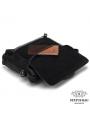Оригинальня мужская кожаная сумка для документов Jasper & Maine 7120A фото №3