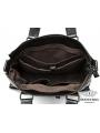 Сумка-портфель мужская деловая для ноутбука и документов Tiding Bag 7264A фото №3