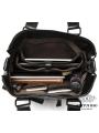 Сумка-портфель мужская деловая для ноутбука и документов Tiding Bag 7264A фото №2