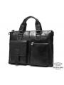 Сумка-портфель мужская деловая для ноутбука и документов Tiding Bag 7264A фото №11