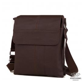 Мессенджер мужской натуральная кожа Tiding Bag A25-064C