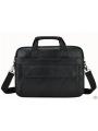 Сумка-портфель мужская кожаная для документов Tiding Bag A25-1131A фото №4