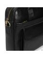 Сумка-портфель мужская кожаная для документов Tiding Bag A25-1131A фото №9