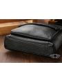 Мужская качественная кожаная сумка через плечо Tiding Bag A25-1278A фото №5