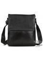 Мужская качественная кожаная сумка через плечо Tiding Bag A25-1278A фото №14