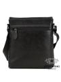 Мужская качественная кожаная сумка через плечо Tiding Bag A25-1278A фото №13