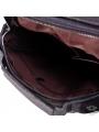 Сумка-барсетка мужская кожаная через плечо Tiding Bag A25-2158A фото №4