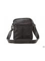 Мужская кожаная сумка через плечо маленькая Tiding Bag A25-223A фото №4