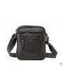 Мужская кожаная сумка через плечо маленькая Tiding Bag A25-223A фото №8