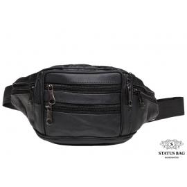 Кожаная сумка на пояс TIDING BAG A25-982A