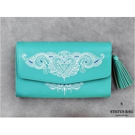 Женская сумка-кроссбоди Blanknote Elis BN-BAG-7-tiffany-art