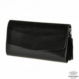 Женская сумка-кроссбоди Blanknote Elis BN-BAG-7-ygol-velur