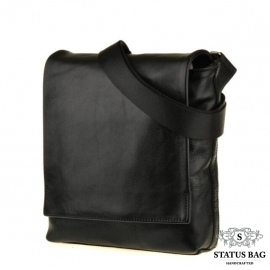 Мессенджер через плечо мужской кожаный Blamont Bn027A-1