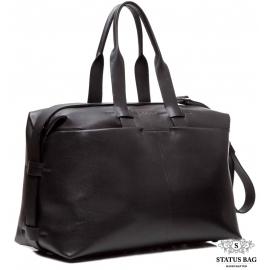 Люксовая дорожная сумка высокого качества с кожаным ремнем Blamont Bn072A