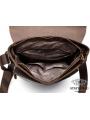 Большая мужская сумка через плечо из натуральной кожи Bexhill Bx1292C фото №2