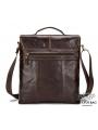 Большая мужская сумка через плечо из натуральной кожи Bexhill Bx1292C фото №5