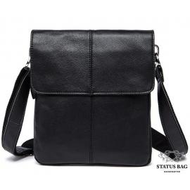 Мужская кожаная сумка через плечо мягкая BEXHILL BX8005A